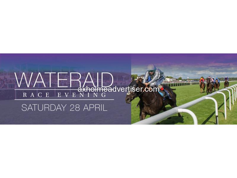 Water Aid Race Evening
