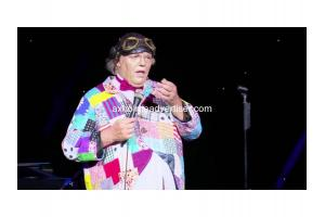 Roy Chubby Brown Live a Baths Hall Scunthorpe