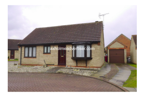 2 Bedroom Bungalow For Sale - Haxey