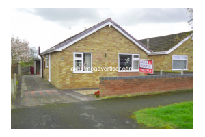 2 Bedroom Bungalow For Sale - Epworth