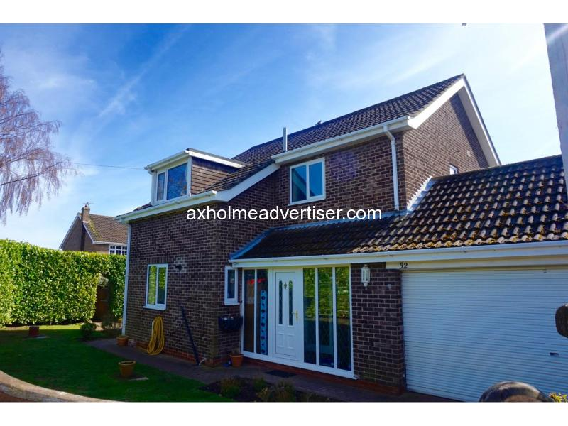 Stunning 4 bedroom detached house For Sale