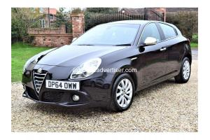 ALFA ROMEO GIULIETTA JTDM-2 DISTINCTIVE 2015 FOR SALE