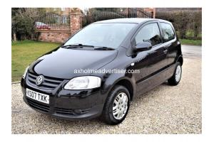 VOLKSWAGEN FOX 6V 2007 FOR SALE