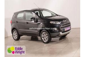 Ford Ecosport 1.5 Ti-VCT Titanium 5dr For Sale