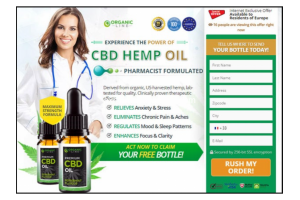 Succeed With Organic Line CBD France In  Hours