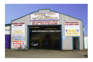 SCAWSBY MOT & CAR CARE