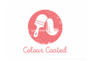Colour Coated Female Painter & Decorator