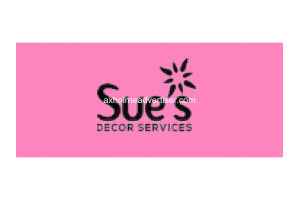 SUES DECOR SERVICE