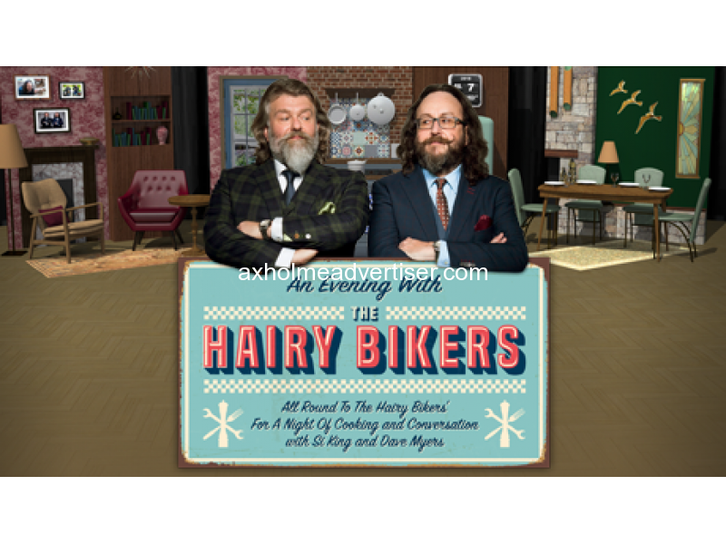THE HAIRY BIKERS LIVE