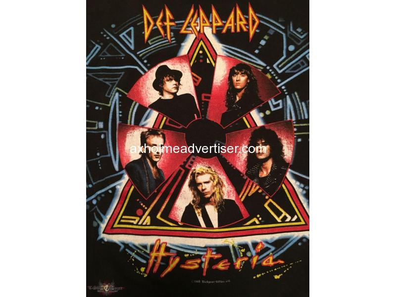 Def Leppard + Cheap Trick The Hysteria Tour