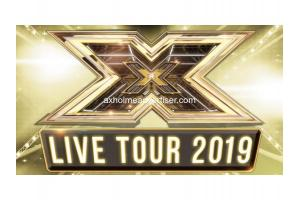 The X Factor Live Tour 2019 @ Sheffield's FlyDSA Arena
