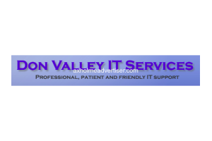 Don Valley IT Services.