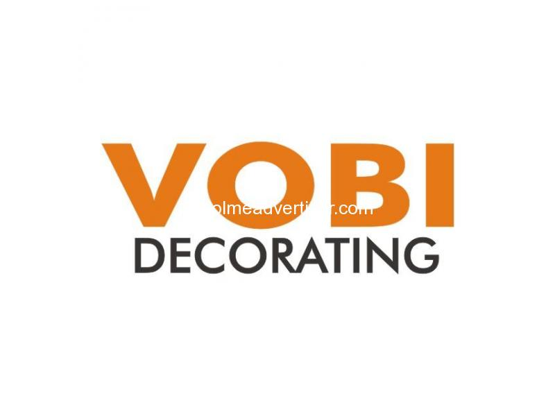 Vobi Decorating - Painting and Decorating Services in London