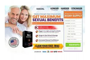 viaxxl Benefits Read, Reviews, Price & Buy ?