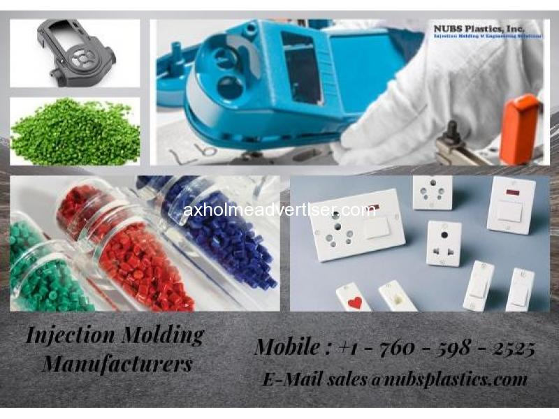 The Best Plastic Injection Molding Company