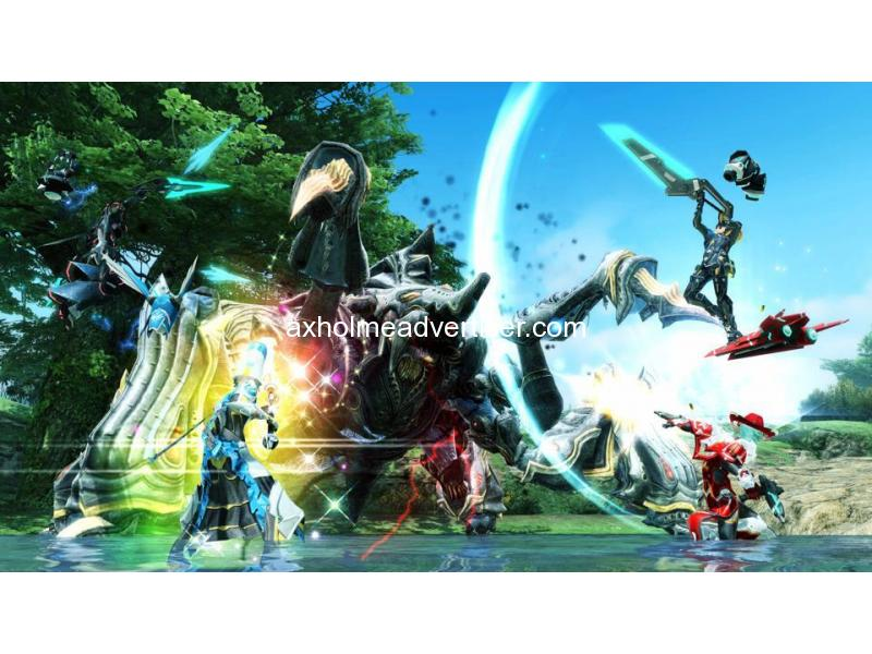 Phantasy Star Online 2 Open Beta (for Xbox One) Preview